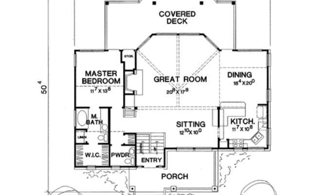 Terrific Lake House Plans Contemporary Exterior