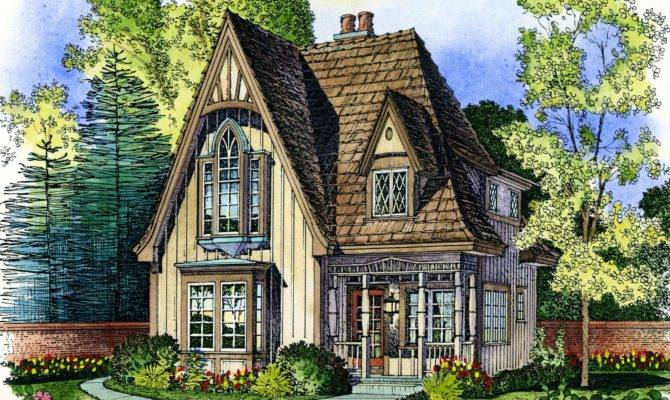 Terrific Small English Cottage House Plans Ideas Plan