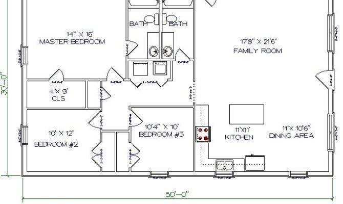 Texas Barndominiums Bed Bath Modify Master
