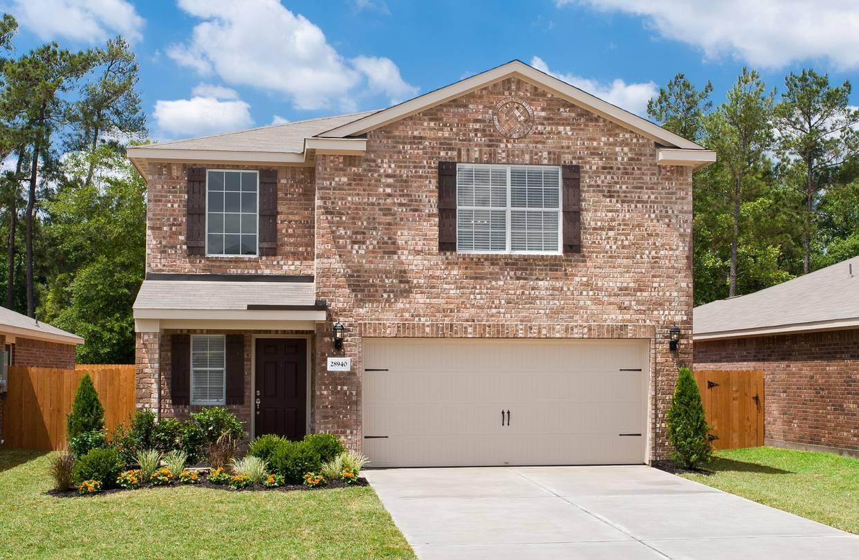 Texas Builder Aggressively Markets Starter Homes Wsj