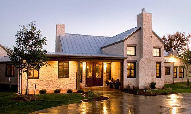 Texas Hill Country Homes Metal Roofs Joy Studio