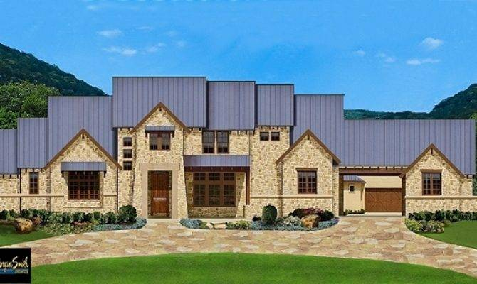 Texas Hill Country Plan