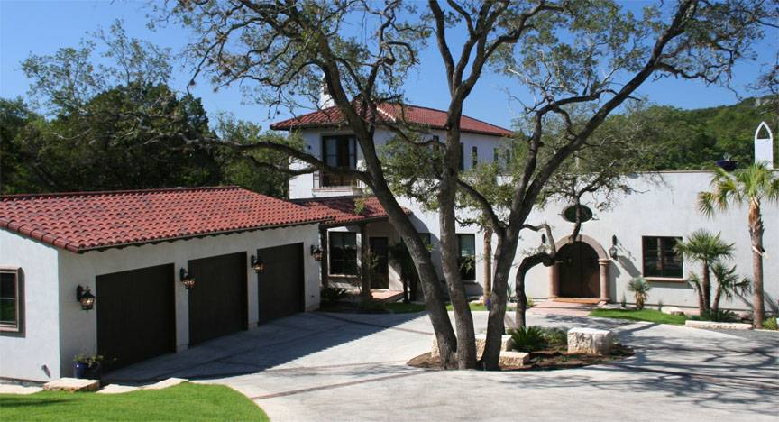 Texas House Plans Hacienda Houses Designs