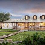 Texas Ranch Style Homes Beautiful Home Built