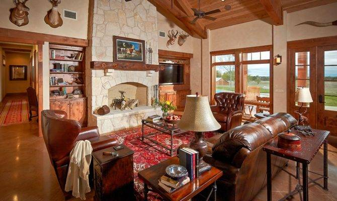 Texas Style Decor Home Design