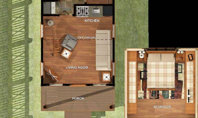 Texas Tiny Homes Plan