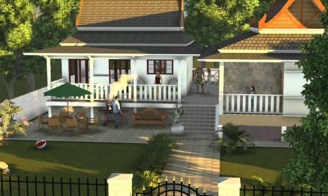 Thai House Design Ideas Youtube