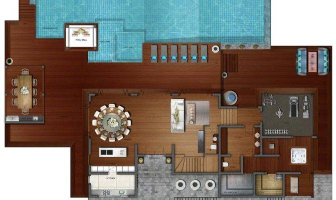 Thailand House Floor Plans Home Design Style