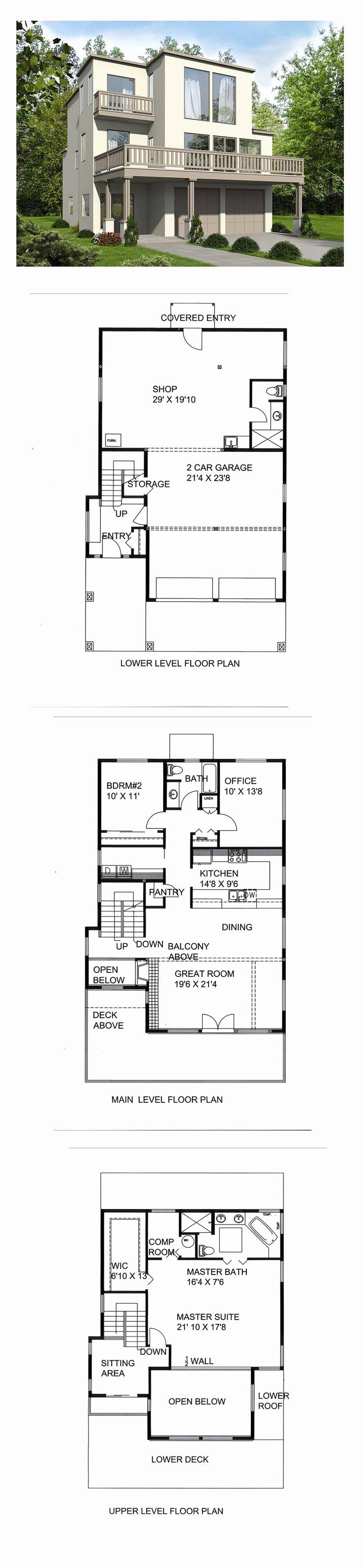 Theplancollection Luxury House Plans Plan