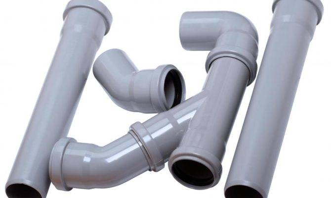 There Five Different Types Plastic Pipe Joints Plumber Can