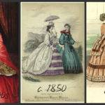 There Really Any Difference Between Tudor Victorian Clothing