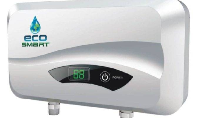 These Electric Tankless Water Heaters True Point Models