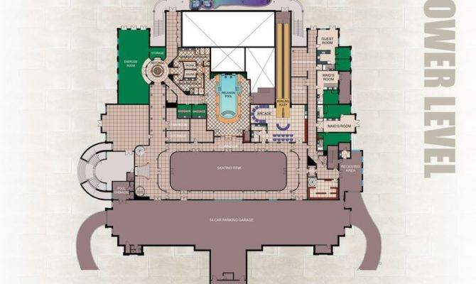 These Floorplans Country Largest House