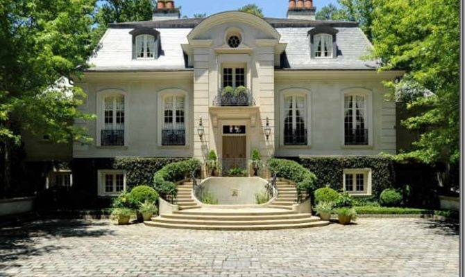 Things Inspire More French Style Houses