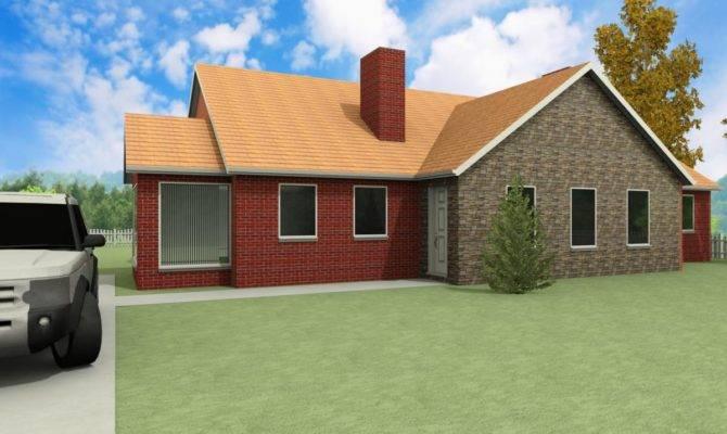Thornbury House Plan Design