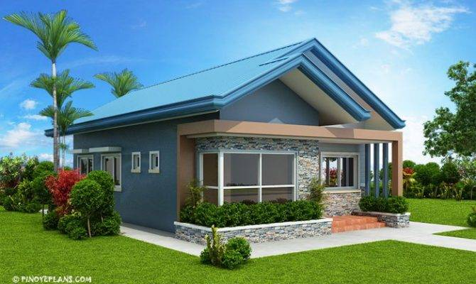 Three Bedroom Bungalow House Plan Home Design