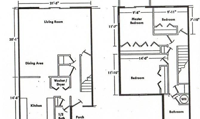 Three Bedroom Modern House Plans Home Designs Floor