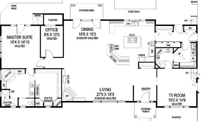 Three Bedroom Split Level