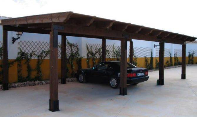 Three Car Carport Designs