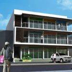 Three Storey Residential Building Designs Amazing Decors