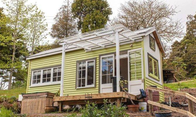 Three Welcomes New Addition Lucy Tiny House