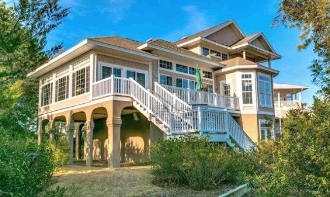 Tidewater Plantation Homes Condos Sale North