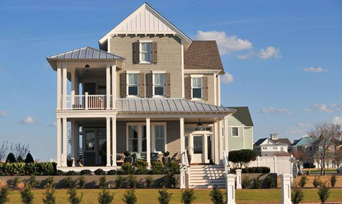 Tidewater Retreat Southern Living House Plans