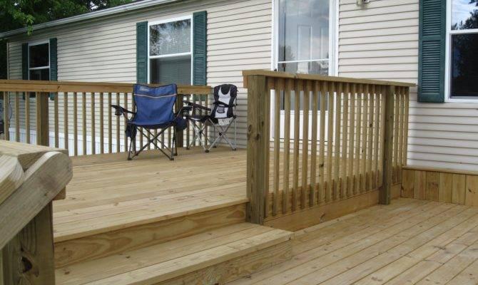 Tiered Deck Pinterest Two Level Decks Porches