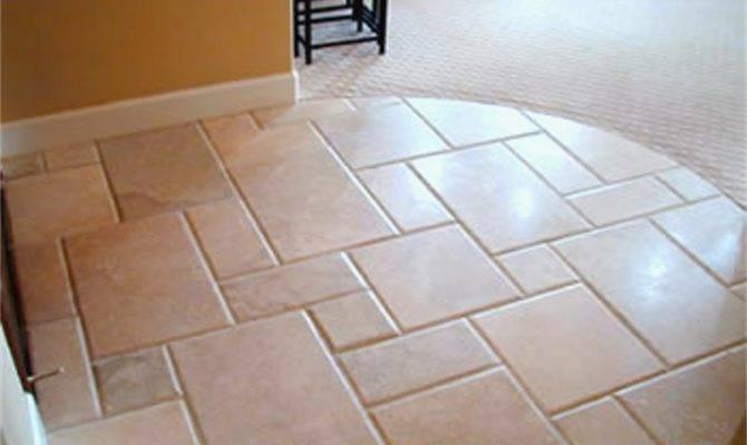 Tile Floor Styles Trends