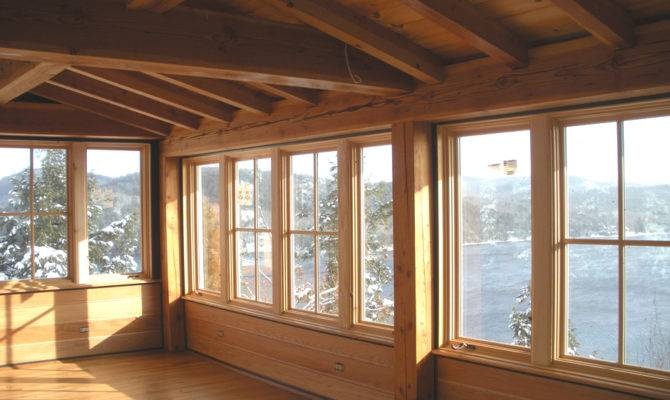 Timber Frame Architectural Beam Work Construction