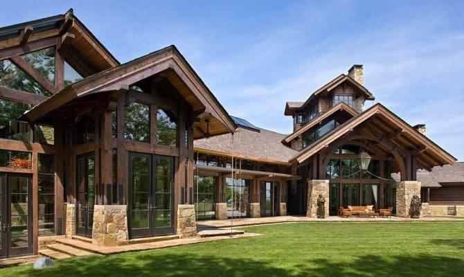 Timber Frame Home Design Log Designs Dma Homes