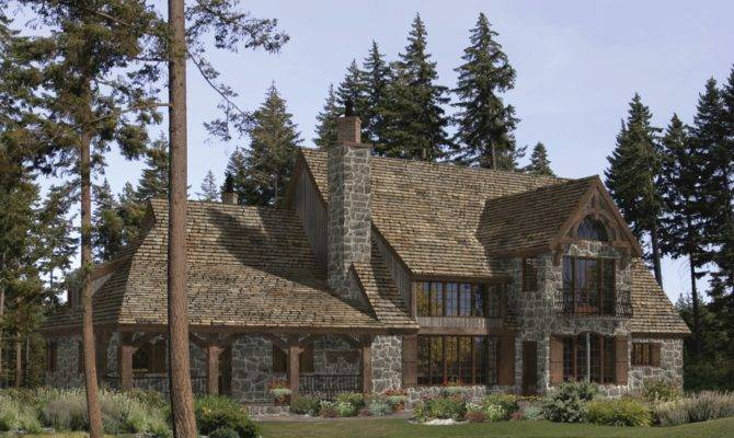 Timber Frame Home Plans House