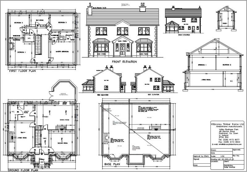 Timberframe Homes Ireland Kilbroney