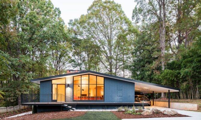 Timeless Midcentury Modern Homes Dwell