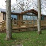 Tingdene Hunting Lodge Park Home Holiday Log Cabin