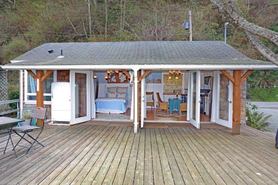 Tiny Beach Cottage Camano Island Small House Bliss