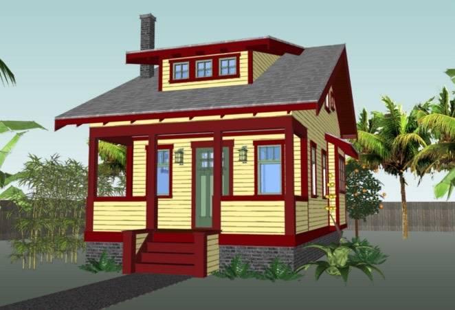 Tiny Cottage Plans