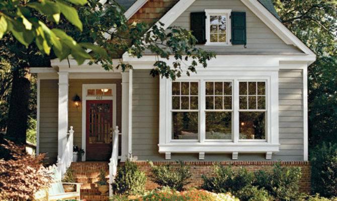 Tiny Cozy Cottages Elements Style Blog