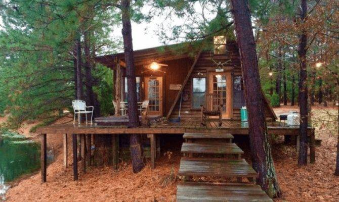 Tiny Frame Cabin House Websites
