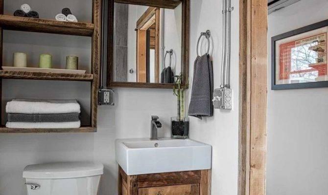 Tiny House Bathroom Designs Inspire