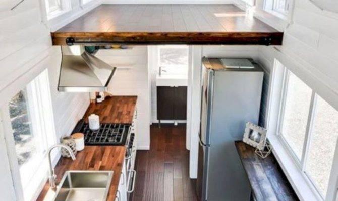 Tiny House Interior Design Ideas Futurist Architecture