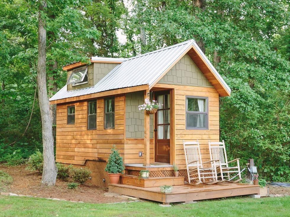 Tiny House Living Big Rewards