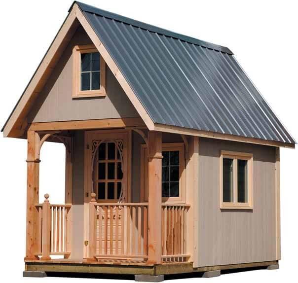 Tiny House Plans Print