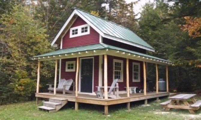Tiny House Plans Wrap Around Porch Youtube