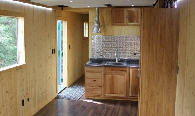 Tiny House Shelter Underground Bunker Mobile Cabin