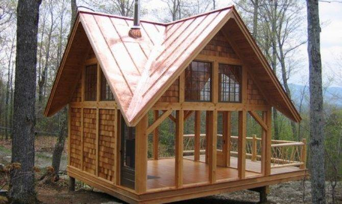 Tiny House Timber Frame Lots