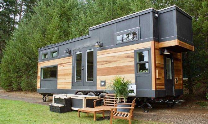 Tiny House Town Big Outdoors Home