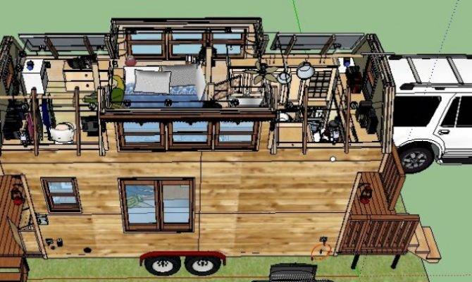 Tiny Mobile House Plans Design Planning Houses