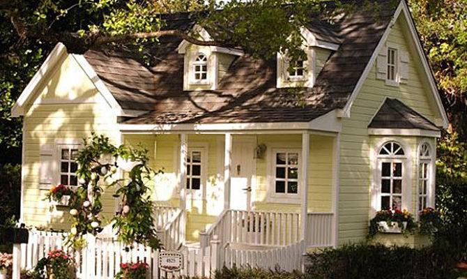Tiny Romantic Cottage House Plan Tour Adorable Carmel