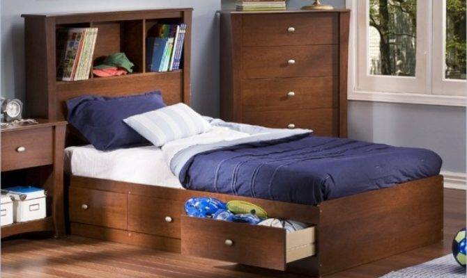 Tips Choose Single Box Bed Designs Kids